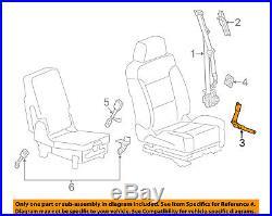 GM OEM Front Seat Belt-Buckle Tensioner 19329230
