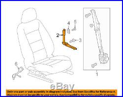 GM OEM Front Seat Belt-Buckle Tensioner Right 19367066