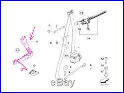 Genuine BMW Z4 Front Seat Belt Buckle End Right OEM (09-16) 72117213564