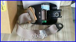 Genuine GM Rear Seat Belt Buckle Retractor RH 89022628 Cadillac Escalade 03-06