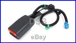 Genuine Honda Accord Front Seat Belt Buckle Set Nh167L 04816SDAA72ZA