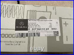 Genuine Mercedes-Benz W176 A-Class FRONT Seat Belt Buckle A24786001699051 NEW