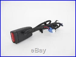 Genuine OEM Honda 04816-TR3-A10ZD Driver Front Seat Belt Buckle 2012-2015 Civic