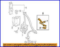 HONDA OEM 03-04 Pilot Front Seat Belt-Buckle Left 04816S9V305ZC