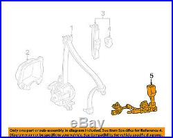 HONDA OEM 03-06 Element Front Seat Belt-Buckle Left 04816SCVA02ZB