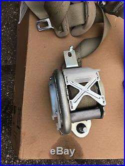 HONDA OEM 13-16 Accord Front Rears Seat-Belt & Buckle Retractors All 5 Together