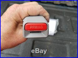 HONDA OEM 2015 2016 CR-V CRV Front Seat Belt-Buckle Left 04816-T0G-A11ZE
