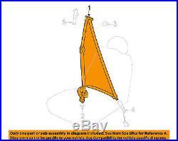 HYUNDAI OEM 00-05 Accent Front Seat-Belt & Buckle Retractor Right 8888025500ZE