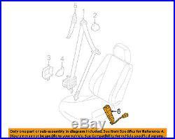 HYUNDAI OEM 06-08 Tucson Front Seat Belt-Buckle Left 888302E500U7
