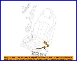 HYUNDAI OEM 15-16 Genesis Front Seat Belt-Buckle Right 88840B1500SG2