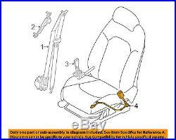 HYUNDAI OEM 15-16 Sonata Front Seat Belt-Buckle Tensioner Left 88831C2500