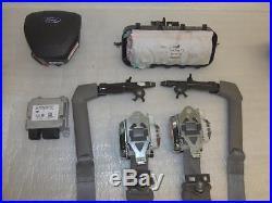 Ia16001 Ford F150 F 150 King Cab 2015-2016-2017 Airbag Air Bag Seat Belt Buckle