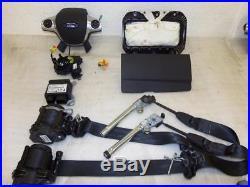 Ia18187 Ford Focus 2012-2013-2014 Airbag Driver Knee Module Seat Belt Buckle