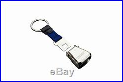 If it's not boeing i'm not going Airplane Seat Belt Buckle Hot Sale Keychain