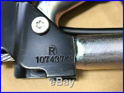 Infiniti NISSAN OEM 11-12 QX56 Front Seat Belt-Buckle Right 868421LA0A