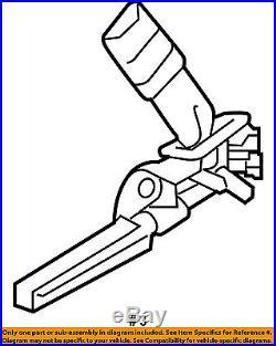 Infiniti NISSAN OEM 14-15 Q50 Front Seat Belt-Buckle Tensioner Left 868894GA0A