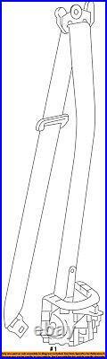 Infiniti NISSAN OEM Q50 Front Seat-Belt & Buckle Retractor Right 868844HB0C
