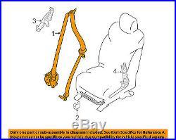 Infiniti NISSAN OEM QX80 Front Seat-Belt & Buckle Retractor Right 868841V90B