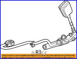 JAGUAR OEM 04-05 XJ8 Front Seat Belt-Buckle Right C2C17466LEG