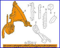 JAGUAR OEM 98-02 XJ8 Front Seat Belt Buckle-Retractor Assy Left HNF7055AAAEK