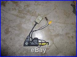 JAGUAR X TYPE 01 02 03 2004 2006 2007 2008 LEFT DRIVER FRONT SEAT BELT BUCKLE