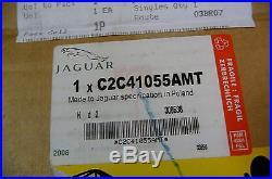 Jaguar XF 2009 Front Left Driver side Seat Belt Buckle C2C41055AMT NEW OEM
