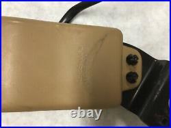 Jaguar XJS 93.5 96 Left driver front seat belt buckle HHC7023AA AFW barley
