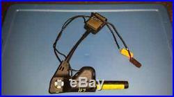 Jaguar X Type 2001 02 03 2004 2006 2007 2008 Left Front Seat Belt Buckle Black