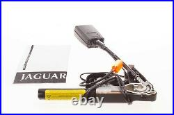 Jaguar X Type Seat Belt Buckle Left Front black C2S51212. New Genuine