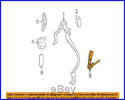 Jeep CHRYSLER OEM Grand Cherokee Front Seat Belt-Buckle End Left 5HP151D5AG