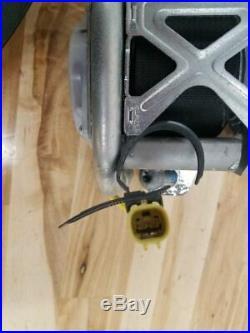 Jeep JK Wrangler Passenger Right Front Seat Belt Buckle 1RH741XVAB 11-17 23703