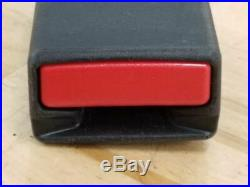 Jeep JK Wrangler Passenger Right Front Seat Belt Buckle 1RH741XVAB 11-17 24068