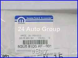 Jeep Liberty Seat Belt Buckle Passenger side Rear 2005 2007 OEM 5GU581D5AF