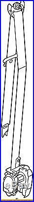 KIA OEM 2014 Sorento Front Seat-Belt & Buckle Retractor Right 888201U700VA