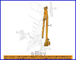 KIA OEM 2016 Sorento Front Seat-Belt & Buckle Retractor Left 88810C6500BGA
