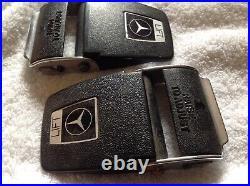 Kangol Seat Belt Buckle Mercedes Benz W 111 113 230 250 280 Se Sl 280 Sl 3.5 112