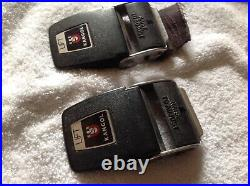 Kangol Seat Belts Buckle Mercedes Jaguar Austin Healy 300 280 Sl 250 230 280sl