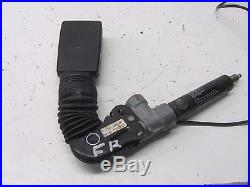 Km607200 99-00 Bmw 328i E46 Front Right Seat Belt Buckle Tensioner Assy Oem