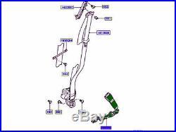 LAND ROVER FRONT SEAT BELT BUCKLE RANGE ROVER 10-12 RH OEM NEW LR017393