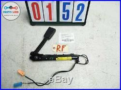 Land Rover Lr4 Front Right Passenger Seat Belt Buckle Exploder Srs Oem