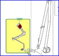 LAND ROVER SEAT BELT BUCKLE FRONT RANGE R. SPORT 08-13 LR3 LR4 OEM NEW LR009289