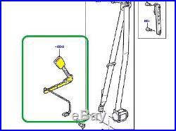 LAND ROVER SEAT BELT BUCKLE FRONT SEAT RANGE R SPORT LR3 LR4 OEM NEW LR009288