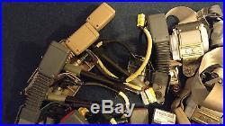 Lot Of 25 01 02 03 04 05 CIVIC Seat Belt Buckle Pretensioner Side Sensor