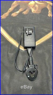 Lamborghini Audi Aventador Driver Seat Belt Buckle Oem 4l0857755k