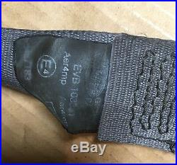 Land Rover Discovery 2 OEM Front Right Seat Belt Retractor Buckle EVB000700LNF