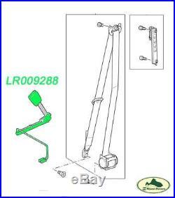 Land Rover Seat Belt Buckle Rh Lr3 08-09 Lr4 Range Sport Lr009288 Oem