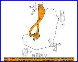 Lexus TOYOTA OEM GS350 Front Seat-Belt & Buckle Retractor Left 7322030D62C2