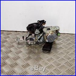 MERCEDES-BENZ E-CLASS S212 Seatbelt Front Right 610035800D 615416700 A2078604285