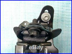 MERCEDES C W205 GLC W253 OEM FRONT DRIVER LEFT SIDE SEAT BELT RETRACTOR black