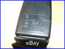 Mercedes Benz Seat Belt Buckle c230 c320 230 320 w203 coupe c240 240 2038600369